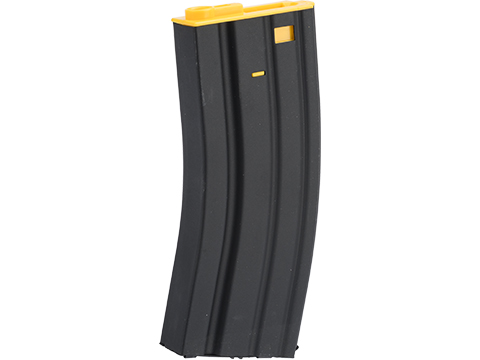 Matrix 300rd Metal Hi-Cap Magazine For M4 / M16 Series Airsoft AEG (Color: Yellow)