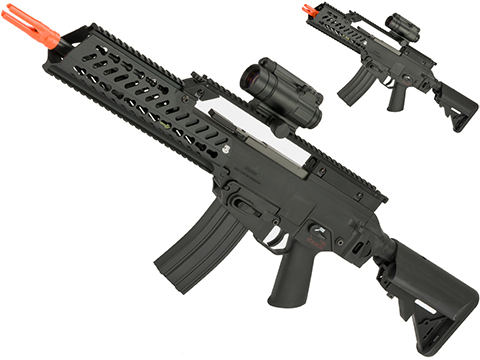 S&T MK3 Electric Blowback Airsoft AEG with Keymod Handguard