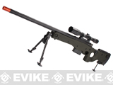 z ARES Accuracy International AW338 Airsoft Sniper Rifle - OD Green