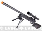 ASG Steyr Licensed SSG 69 P2 Bolt Action Airsoft Sniper Rifle