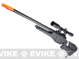<b>King Arms Bolt Action Blaser R93 LRS1 Tactical Airsoft Sniper Rifle</b>