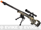 z UK Arms M70 Airsoft Bolt Action Sniper Rifle - Camo