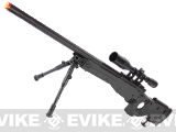 Bone Yard - Matrix AW-338 Shadow Ops Airsoft Sniper Rifle Store Display, Non-Working Or Refurbished Models)