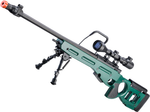 Snow Wolf SV-98 Bolt Action Airsoft Sniper Rifle