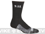 "5.11 Tactical Level I 6"" Socks - (Black)"