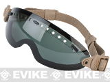 Smith Optics Boogie Sport Asian Fit Goggles - Tan / Gray
