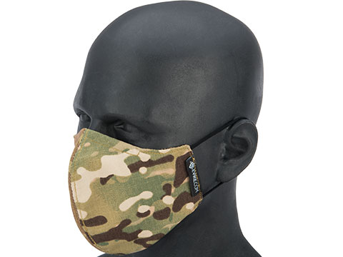 Evike.com NyCo Reusable Washable Face Mask (Color: Camo)