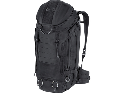 SOG Seraphim 35 Multi-Day Backpack (Color: Black)