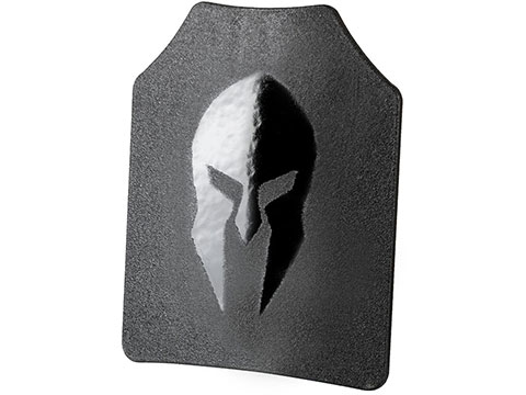 Spartan Armor Systems AR500 OMEGA Level III Steel Core Body Armor Plate