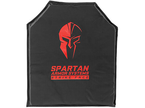 Spartan Armor Systems Level IIIA Flex Fused Core Soft Armor Panel