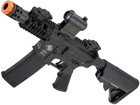 Specna Arms / Rock River Arms Licensed CORE Series M4 AEG (Model: M4 PDW / Black SA-C010)
