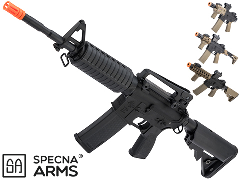 Specna Arms / Rock River Arms Licensed EDGE Series M4 AEG (Model: M4A1 Carbine / Black SA-E01)