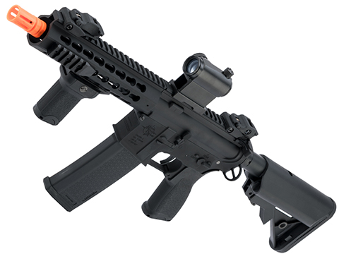 Specna Arms / Rock River Arms Licensed EDGE Series M4 AEG (Model: M4 CQB Keymod / Black SA-E08)