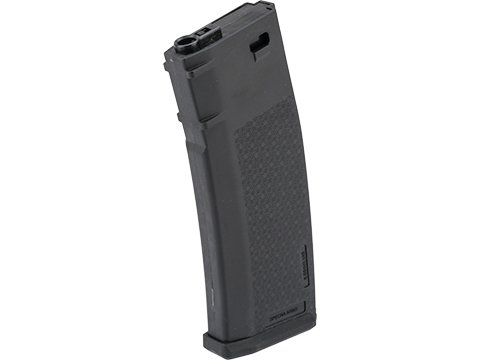 Specna Arms 120rd Mid-Cap M4 / M16 Polymer S-Mag AEG Magazine