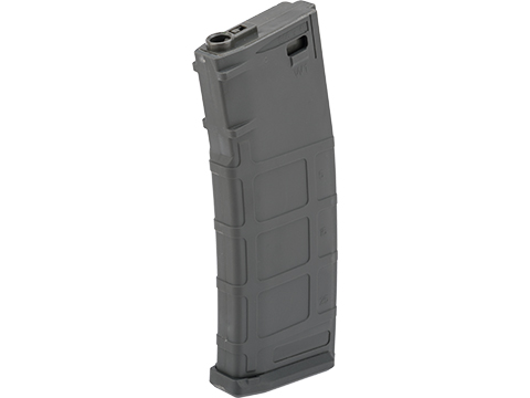 Specna Arms 140rd Mid-Cap M4 / M16 Polymer AEG Magazine (Color: Grey)