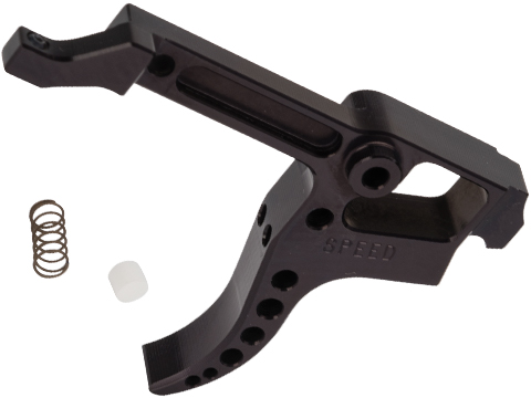SPEED Airsoft KRISS Vector Gen2 Tunable Competition Trigger (Style: Standard Curved / Black)