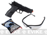 G&G G226 Airsoft Spring Pistol Package