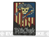 MoeGuns We the People PVC Morale Patch