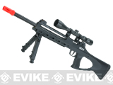 Bone Yard - ASG TAC6 CO2 Powered Airsoft Sniper Rifle (Store Display, Non-Working Or Refurbished Models)