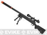 JG VSR-10 G-SPEC Marui Clone Airsoft Bolt Action Sniper Rifle w/ Metal Trigger Box