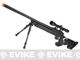 Matrix Shadow Op. MB05D AWM APS2 Bolt Action Airsoft Sniper Rifle w/ Bi-Pod & Scope by WELL