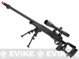 Matrix / WELL VSR10 MB09 Airsoft Bolt Action Sniper Rifle (Color: Black)