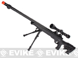 Matrix VSR10 MB-11 Airsoft Bolt Action Sniper Rifle by WELL (with Scope & Bipod)