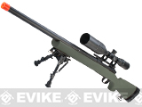 Modify MOD24 Airsoft Bolt Action Sniper Rifle (Color: OD Green)
