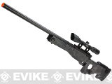 Maruzen APS Type 96 Airsoft Sniper Rifle - Black