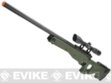 Maruzen APS Type 96 Airsoft Sniper Rifle - OD Green