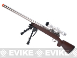 Tokyo Marui Pro Hunter Stainless Steel VSR-10 Airsoft Sniper Rifle - Wood