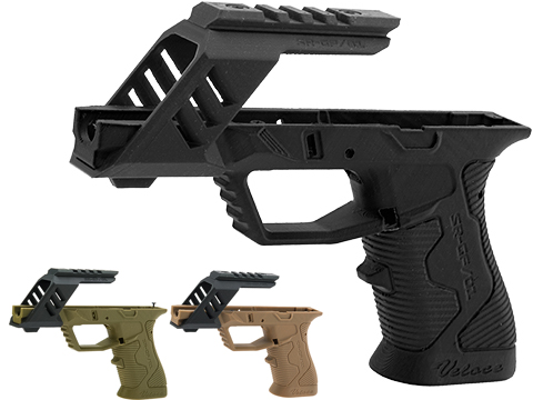 SRU 3D Printed Frame for WE-Tech and Tokyo Marui G Series Pistols
