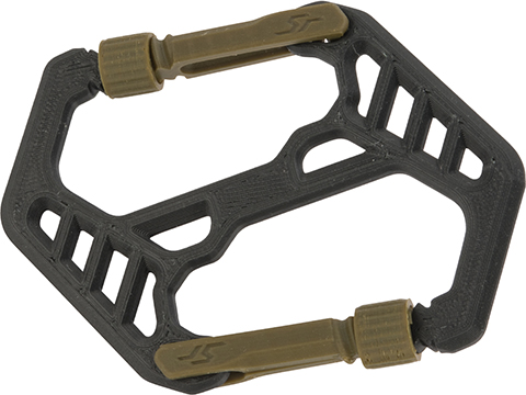 SRU Titan 3D Printed Locking Carabiner