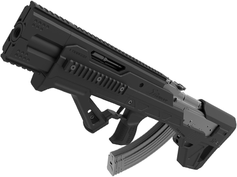 SRU 3D Printed Bullpup Conversion Kit for Tokyo Marui Style AK47 Airsoft AEG Rifle