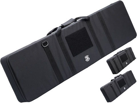 S&T Semi-Hard Gun Case (Model: 36 Medium / Black)
