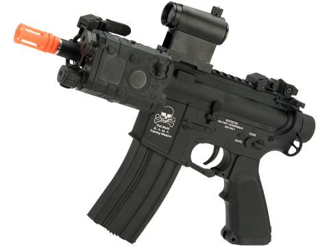 Matrix Full Metal BAMF M4 CQB Airsoft AEG Rifle by JG