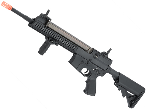S&T ST-57 Full Metal Airsoft AEG Rifle (m4 using P90 magazine)
