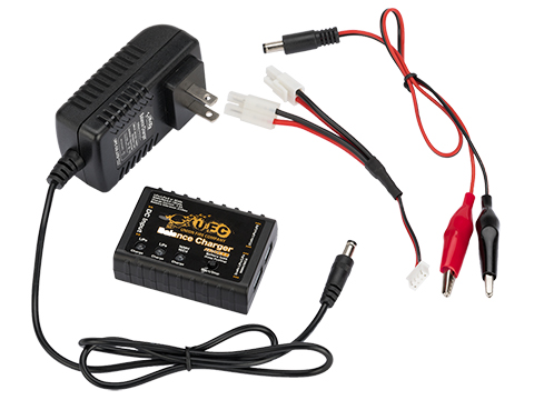 LiPo / NiMh Battery Smart Charger / BMS Balancing Charger