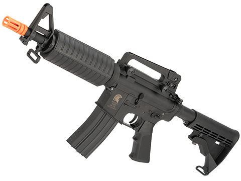 Matrix Sportsline M4 Airsoft AEG Rifle w/ G2 Micro-Switch Gearbox (Model: M4 Commando / Black)