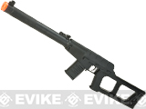 S&T Full Metal VSS Full Size Airsoft AEG Rifle - Black
