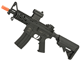 Matrix Sportsline M4 RIS Airsoft AEG Rifle w/ G2 Micro-Switch Gearbox (Model: Black M4 Stubby)