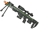6mmProShop Gas Powered Full Metal DSR-1 Advanced Bullpup Sniper Rifle (Color: OD Green)