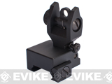 AIM Real Steel AR Low Profile Flip-up Rear Sight
