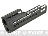 UFC CNC Machined Aluminum Keymod Handguard for S&T T21 Airsoft AEG / EBB Rifles - Long