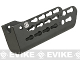 UFC CNC Machined Aluminum Keymod Handguard for S&T T21 Airsoft AEG / EBB Rifles - Short