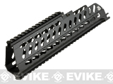 UFC CNC Machined Aluminum Keymod Railed Handguard for S&T / UMAREX G36K Airsoft AEG Rifles