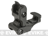 Dytac / S&T Flip-Up Folding Back Up Sight - Rear