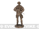Evike.com Armed Forces Resin Statue - Providing Security