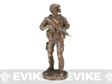 Evike.com Armed Forces Resin Statue - Night Mission