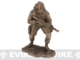 Evike.com Armed Forces Resin Statue - On The Move
